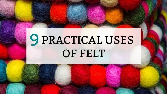 9 practical uses of felt